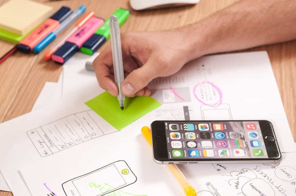 Guiding Principles of Mobile App Design & Development