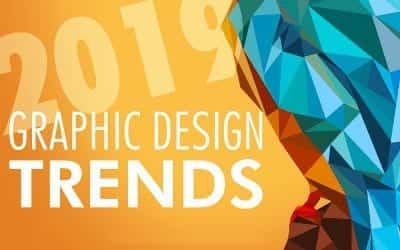 Five Graphic Design Trends to Look Out For In 2019