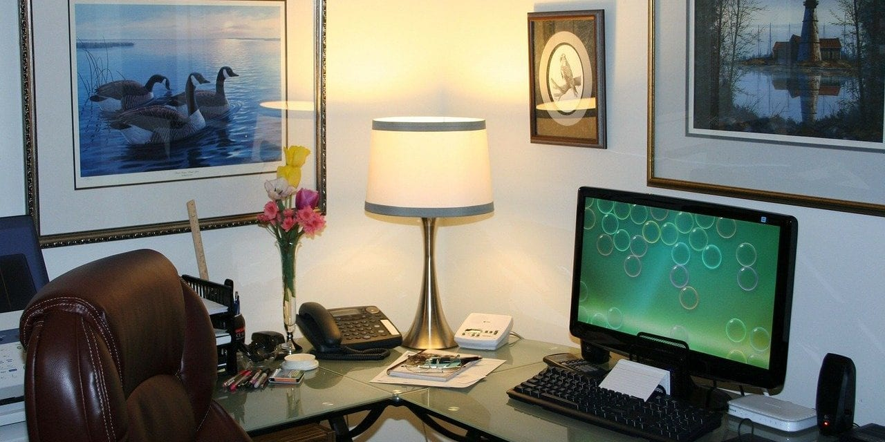 How to Transform Your Home into an Efficient Working Place