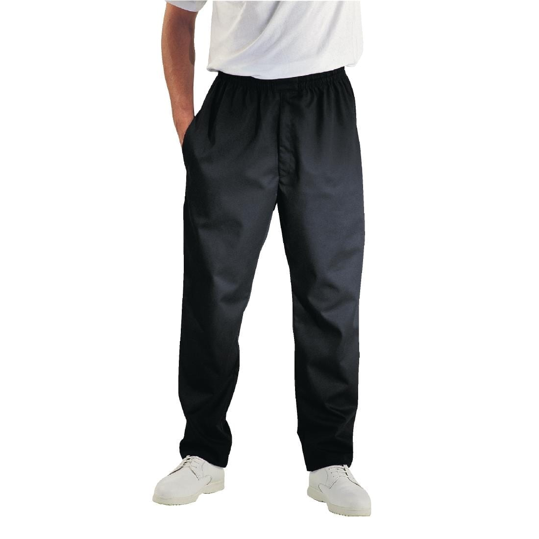Chef Works Essential Baggy Pants Black 2XL