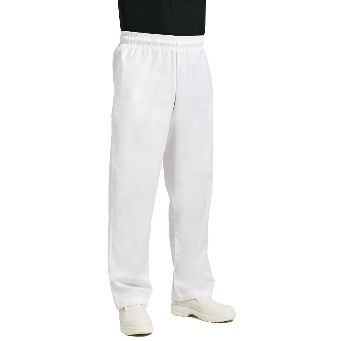 Chef Works Essential Baggy Pants White XL