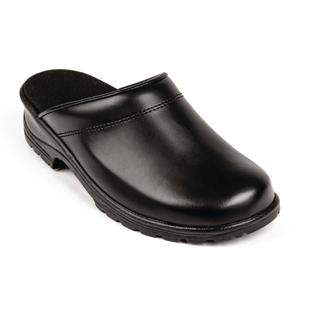 Klogs Black Flex Step Clogs