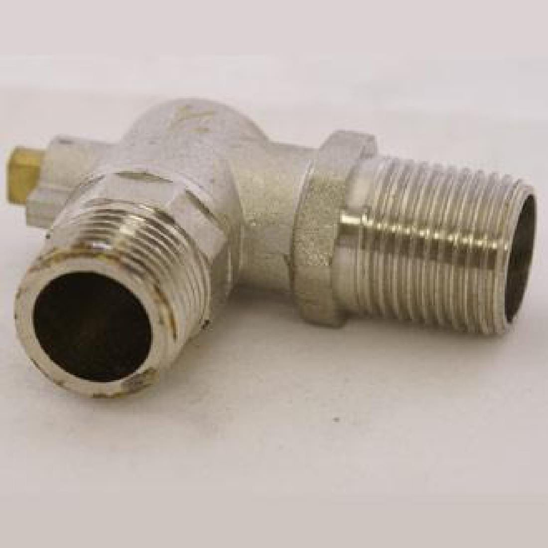 Drain Valve Connection