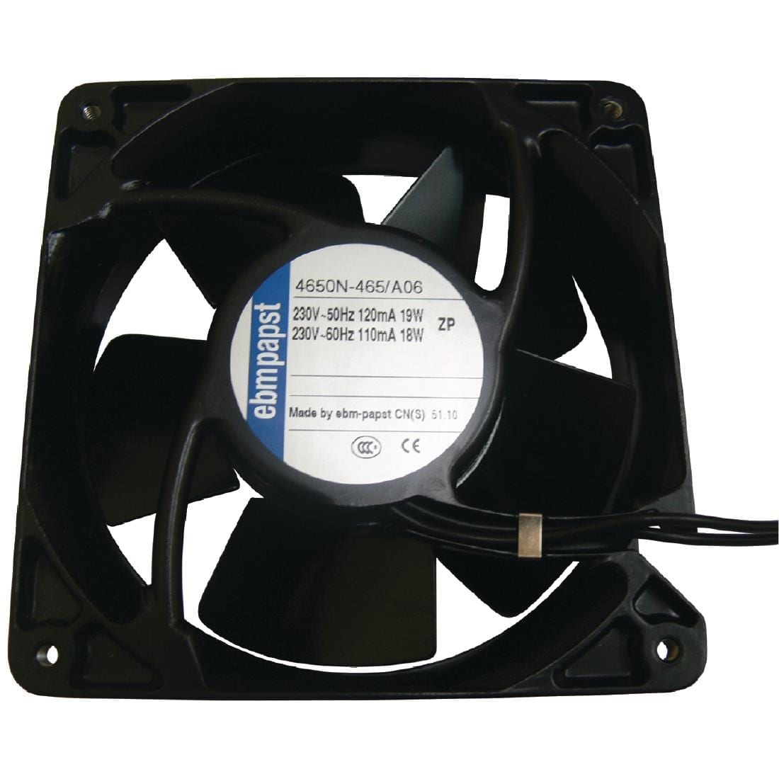 Replacement Evaporator Fan (4650N)(old refrigerant) for DL914 DL915 G377 G378 G379 G596 G597 G598 GD873 GD874