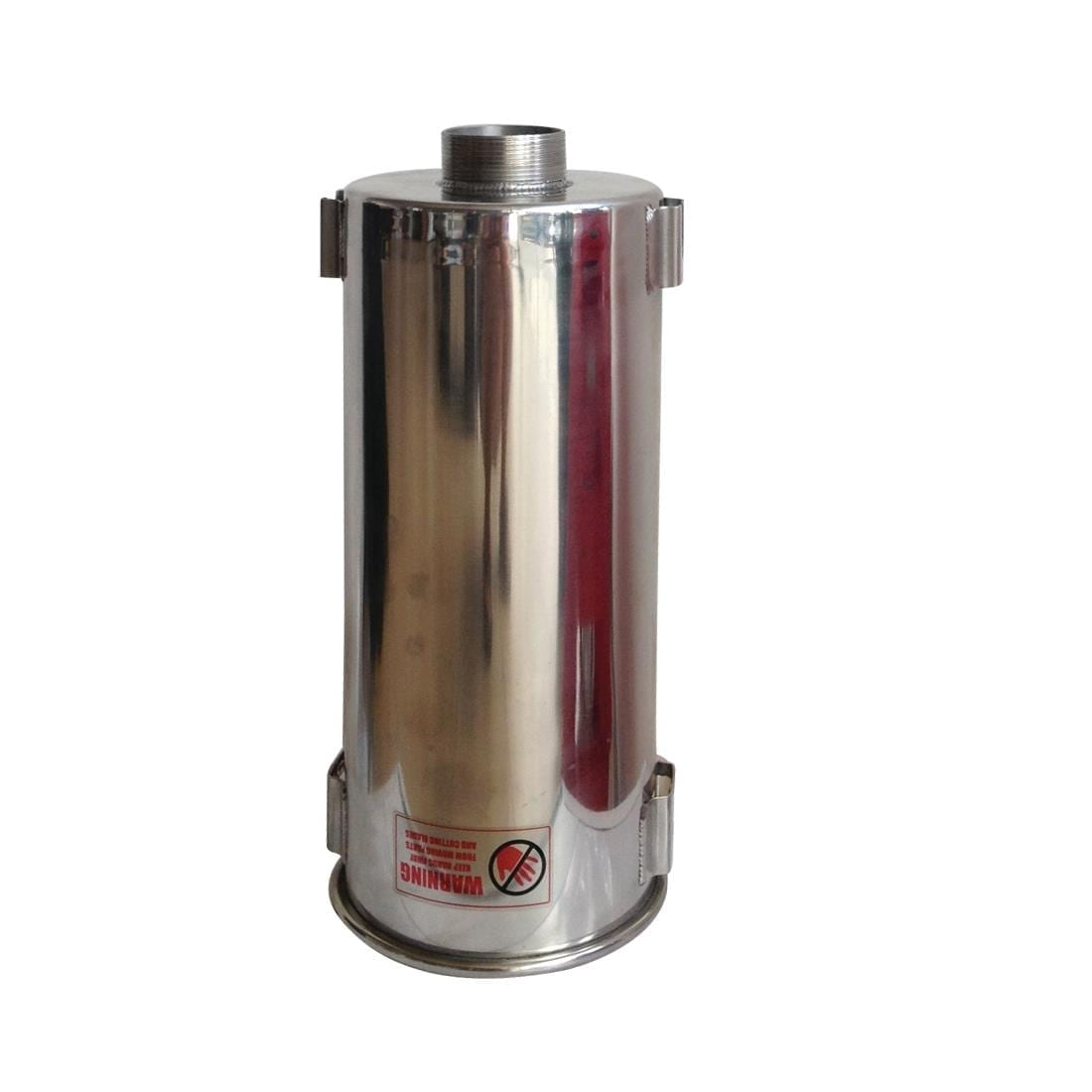 Buffalo Stainless Steel Cylinder