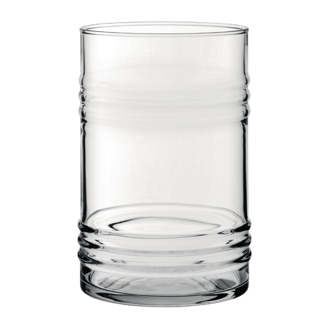 Utopia Tin Can-Style Glass 500ml (Pack of 12)