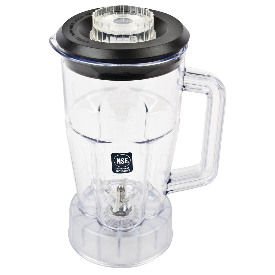 1.4 Litre polycarbonate Jug with Blade and Lid