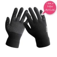 Anti-Slip Touch Screen Gloves.