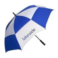 Auto Open Vented Golf Umbrellas