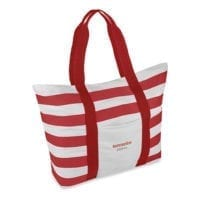 Blinky Stripes Beach Bags