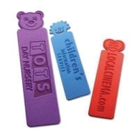 2mm EVA Foam Embossed Bookmarks