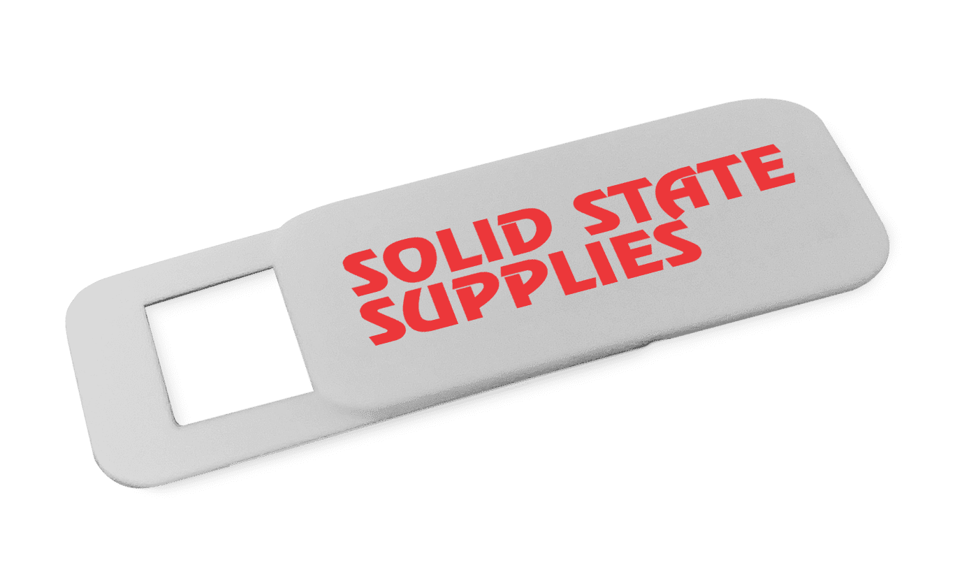 White Rect - Solid State Supplies