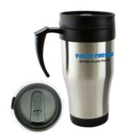 140z Stainless Steel Thermal Travel Mugs