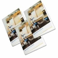 A5 Covered Notepads