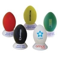 Rugby Ball Stress Toys
