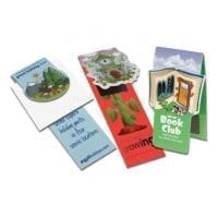 Large Shaped Magnetic Bookmarks