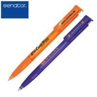 Senator Super Soft Clear Ball Pens